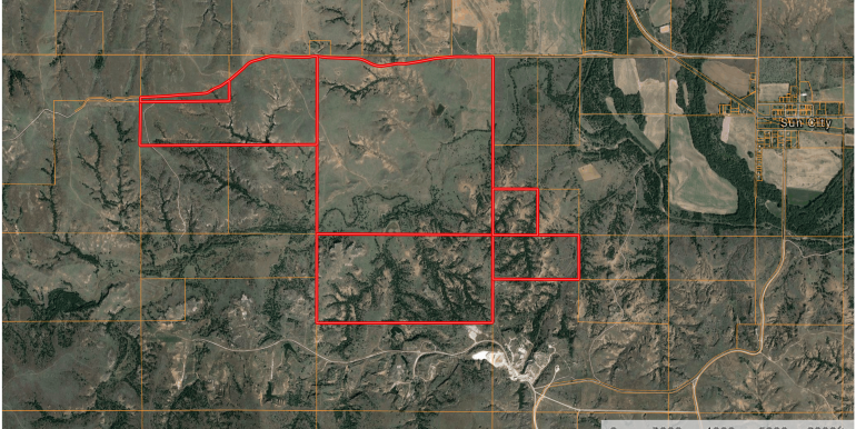 #KS-437-B Map