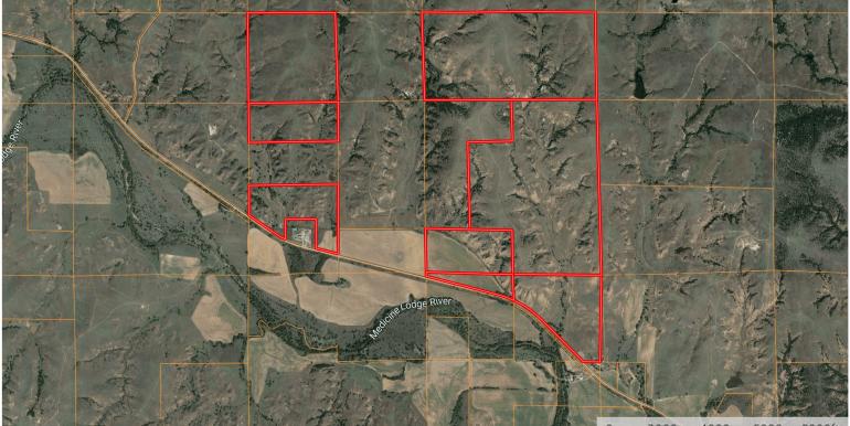 #KS-437-D Map
